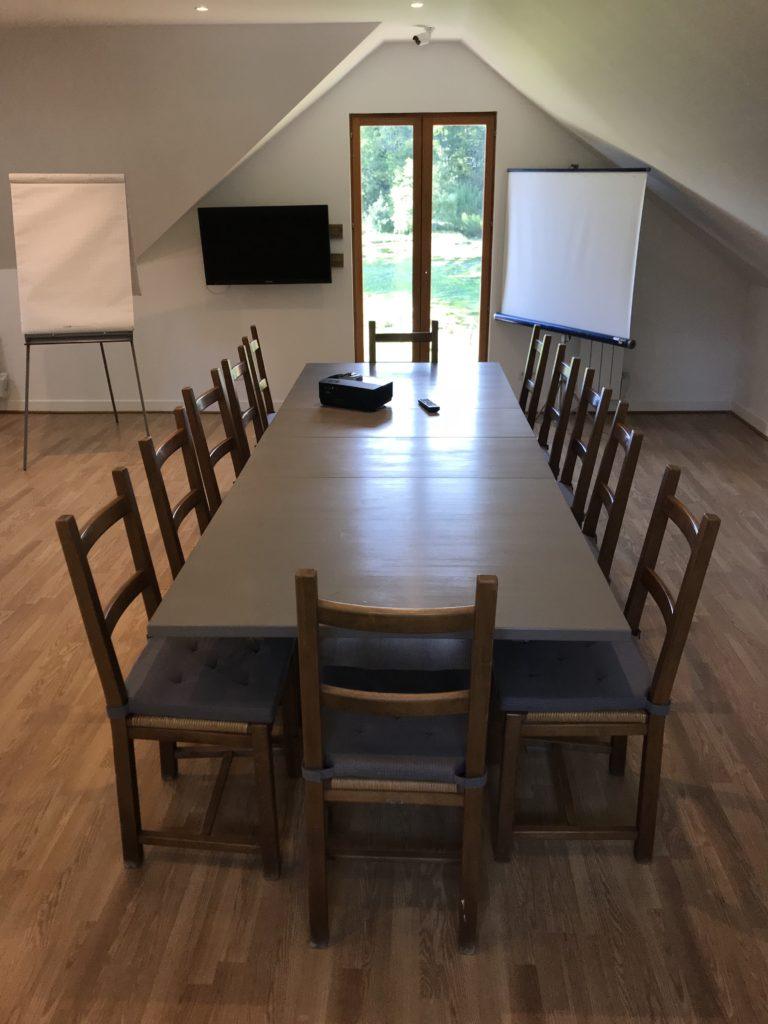 Seminar Room Table La Cascade