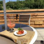 La Cascade Terrace Dish