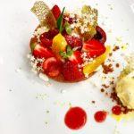 La Cascade Dessert Dish